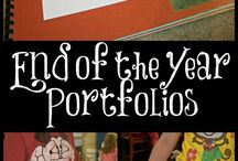Early Childhood Portfolios / Ideas for creating portfolios to document student progress and fulfill accreditation standards like NAEYC, DRDP, and QRIS.