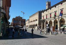 Rimini for us in 2014 / A day in Rimini
