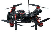 Dazzling drones