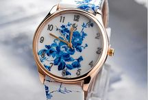 Ladies watches  special ones / I love beautiful watches