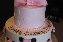Girl Birthday ideas / by Toni Young