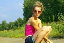 I've got that summertime, summertime sa...ndals :) / What I wear, how I look, where I was.