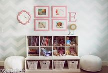 Little Girl Bedroom / by Halley White