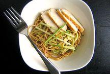 Menu Planning: Pasta & Rice