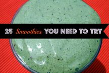 Food - Smoothies/Juices