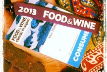 2013 Aspen Food & Wine             ~~Through Ally's Eyes!   / As FIJI Water's 'Earth's Finest Foodie' I was sent to the 2013 Aspen Food & Wine Classic. Mountain air, a stunning setting, learning from renowned chefs and sommeliers~~food and wines from around the world~~jump on my magic carpet!