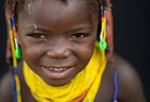 Gorgeous Faces of the World / by Meagan Watson