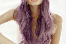 Mermaid Hair / Colourful and or pastels