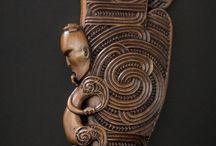 Maori patterns