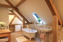 Attic Bathroom / by My Food Odyssey
