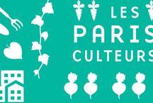 LOGO / Idées de logo pour ma boîte de création d'aménagements paysagers comestibles / potagers ornementaux en ville.