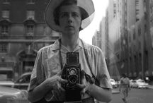 Vivian Maier / Inspiration / by Rebekka Mitchell