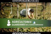 Documentales SOS / Documentales relacionados con la ecológica, permacultura y la sociedades.