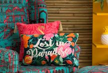 Cushions, Cushions & More Cushions! / Cushions in all shapes, sizes, colours and prints :) shop at www.chumbak.com