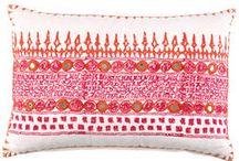 Pillows & Linens