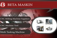 CNC Milling Machine Suppliers