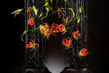 symbolisch bloemschikken voorbeelden