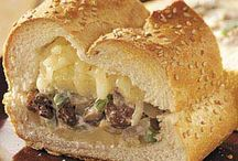 Recipes: Garlic Bread