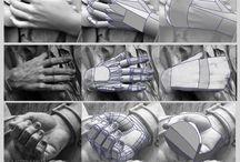 anatomia manos