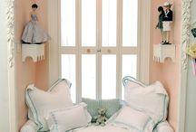 Interior design - reading nooks