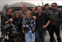 Sons of Anarchy / by Kara Mcentire