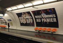 NOUS SOMMES... #PASQUE ! / Citadium, c'est #PASQUE à Paris !   A l'occasion des premières ouvertures de l'enseigne mode et streetwear parisienne en province, à Toulon et Marseille, l'agence Les Gros Mots et le photographe Théo Gosselin déploient une campagne provocante et participative autour du hashtag #PASQUE.  Découvrez la campagne sur http://www.pas-que.com et http://www.citadium.com !