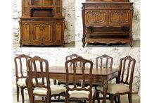Гостиные / комплект для гостиных, столовых комнат Отдавая предпочтение именно комплекту Вы: 1) делаете выгодную покупку; 2) за умеренную плату получаете - обеденный стол и стулья, буфет/витрину, а также комод; 3) покупаете идеально сочетающуюся мебель и Вам уже не надо тратить время на поиски подходящей друг другу мебели. http://bufettaburet.ru/13-komplekty