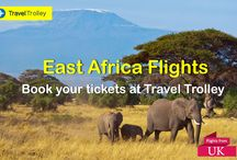 Tickets to East Africa