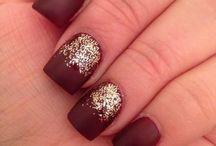 Festive Bridal Nails