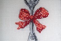 Kuchnia-haft krzyżykowy
