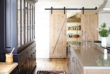 Kitchens / by Catherine Guy