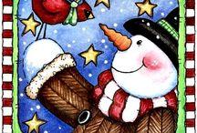 LF Snowmen