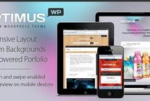 Premium Wordpress themes / by Natalia Savastano