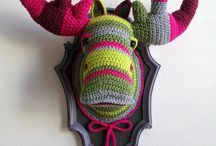 Stitched perfection / Amazing crochet, knit and sewn creations. Things to aspire to.