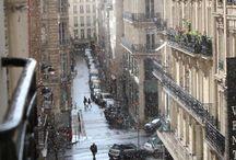 Travel plans, Paris