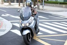 MAXSYM 600i ABS / SYM Maxiscooter, 600cc, ABS