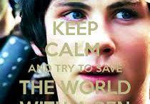 Just keep calm