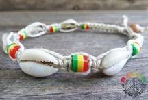 macrame bracelets/pulsera