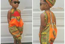 My Baby girl African wear
