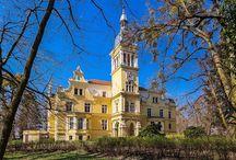 Siemianice (powiat trzebnicki) - Pałac / Pałac W Siemianicach (powiat trzebnicki) wybudowany w 1906 roku. Obecnie własność prywatna.