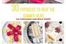Popsicle Recipes / by Emily Baumann