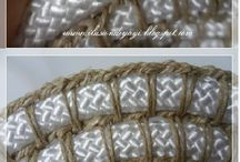 Crocheted Baskets / Patterns / by Laurel Giard