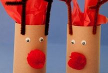 Crafts for kiddos - Christmas