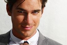 26) The handsome actor Matt Bomer / Matthew Staton Bomer (born October 11, 1977) is an American actor.