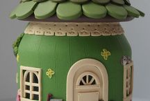 Fairy house / Handcraft