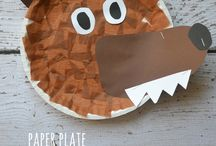 Kids | Arts & Crafts | Paper Plates
