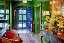 Cool Colour Rooms