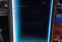 DIY mirror led / Be Creatif