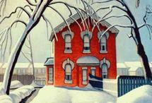 Illustrated Houses / by Glennon Grush (gigi)