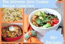 Food - Crockpot Recipes / I love crockpot cooking!